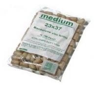 Medium Range - Pack of 100 Top Quality 23mm by 38mm Synthetic Corks